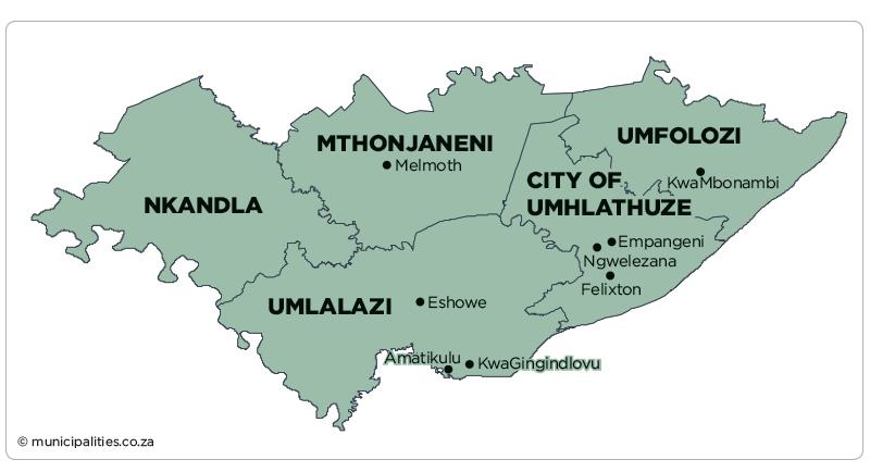 Image result for UMfolozi Municipality.