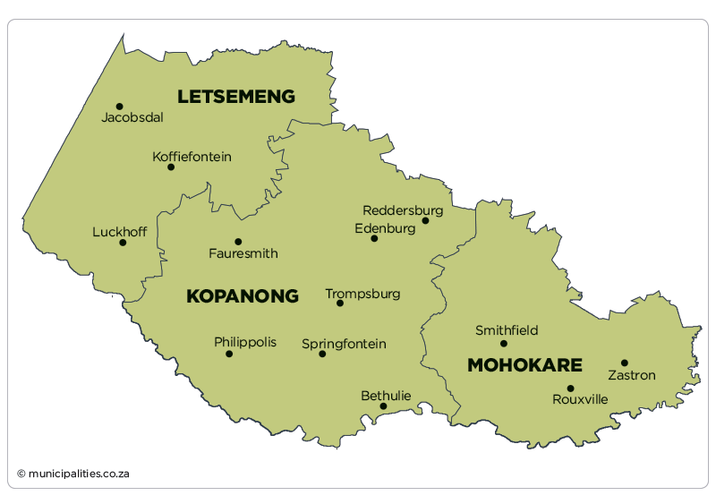 Image result for Kopanong Local Municipality