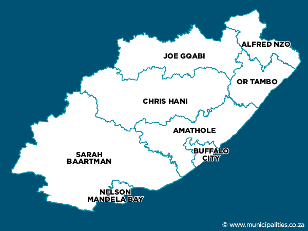 Eastern Cape Municipalities