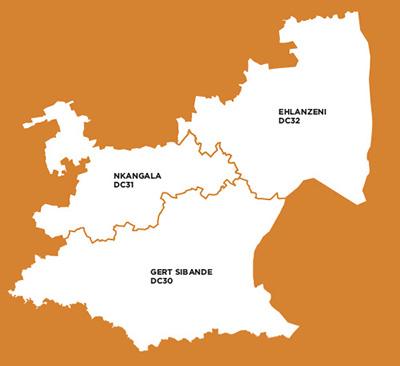 Mpumalanga Province Municipalities Mpumalanga Municipalities
